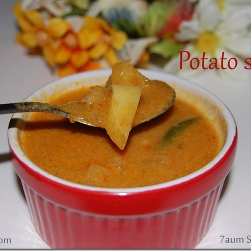 Potato Salna