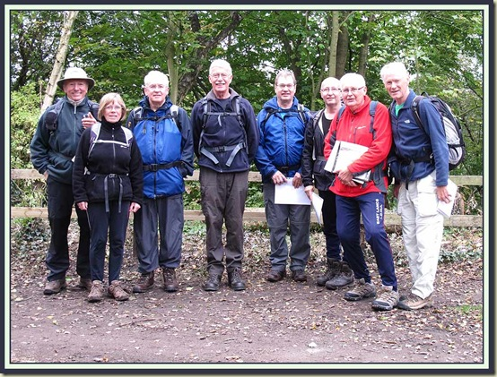 A Convention of Plodders - Allan, Ann, Jim, Peter, Bernard, Roger, Reg, Martin