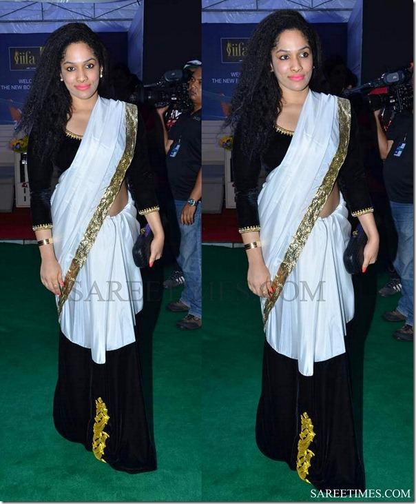 Masaba_Gupta_Saree_IIFA_Awards