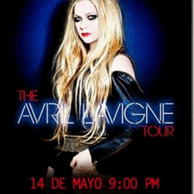 Avril Lavigne en Auditorio Telmex 2014 GDL