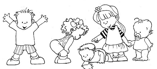 Dibujos día del niño para colorear | Manualidades ...