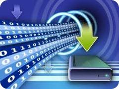salvataggio dati