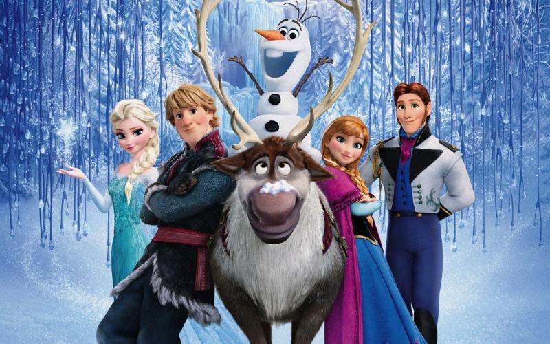 Frozen Movie 1280x800