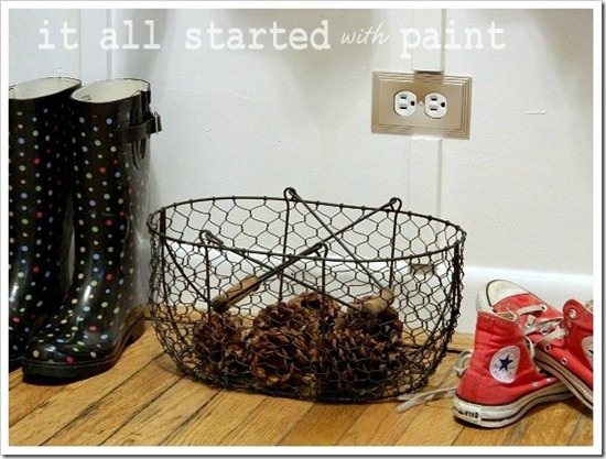 Entry Basket & Boots