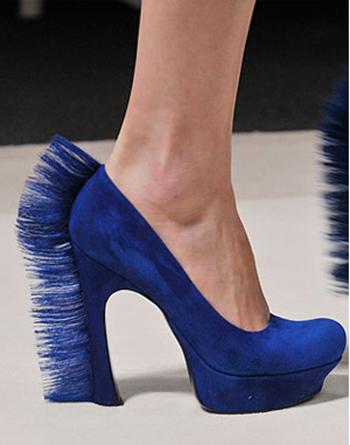 Туфли-ирокезы