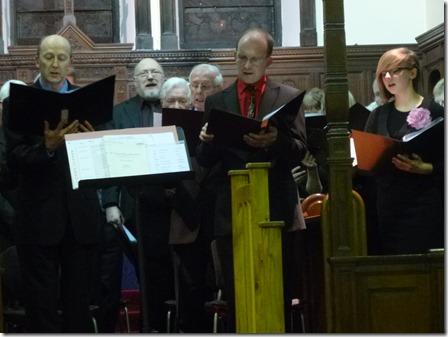 Wistaston Singers (Sat 16-3-13)