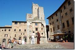 Oporrak 2008 - San Gimignano , 20 de Julio  051