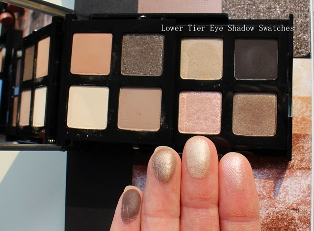 Bobbi-Brown-Smokey-Nudes-Eye-shadow-palette-swatches