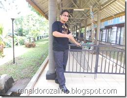Jalur di  Anjungan Riau Taman Mini Indonesia Indah 2