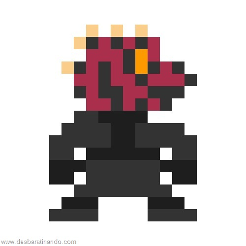 super herois e viloes em 8 bits star wars (9)