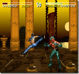 Killer Instinct - SNES 5 mini