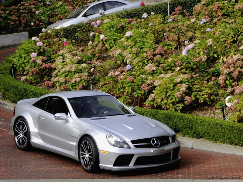2009 mercedes benz sl class sl65 amg black series for Mercedes benz sl65 amg price