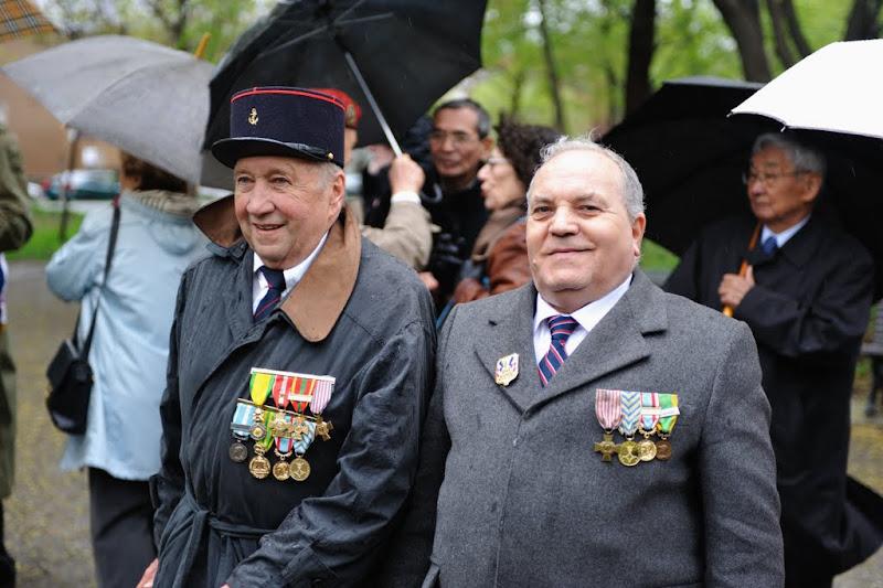Commémoration du 8 Mai 2012