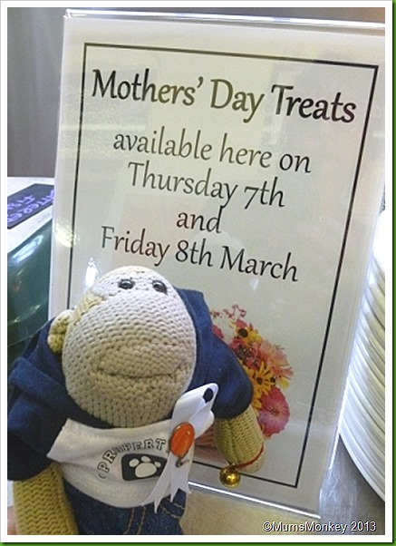 Mothers Day Treats