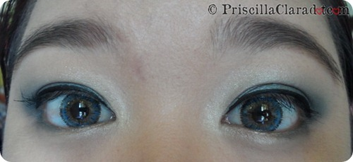Park Bom Inspired Makeup Falling in Love Priscilla eyeshadow eyeliner
