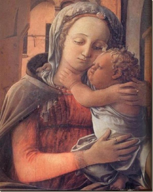 Filippo Lippi, Madone et enfant