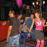 musical chairs at sharkeys in Oakville, Ontario, Canada
