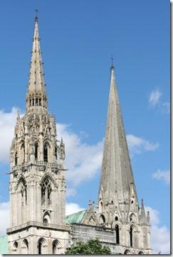 spire gothic