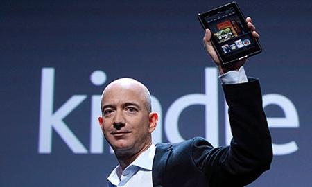 Kindle Fire, ο ανταγωνιστής του iPad