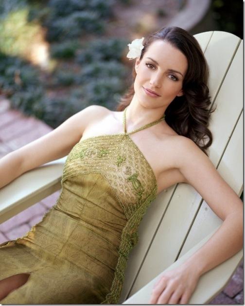 Kristin Davis Hot
