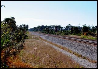06 - Train Tracks South
