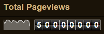 50 Million views on FarmvilleDirt.com