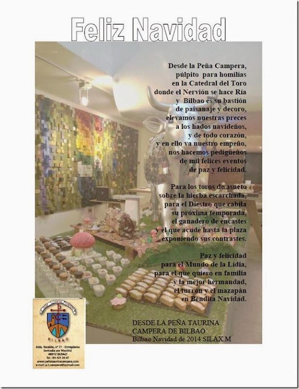 Felicitación Campera 2014