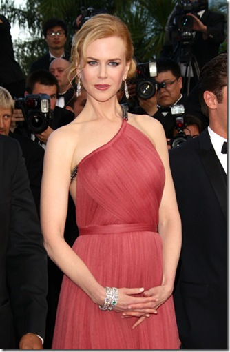 Nicole Kidman Lanvin
