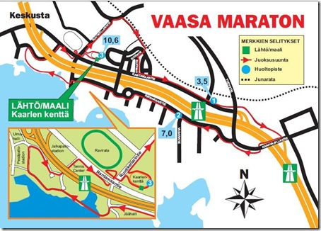 vaasa marathon