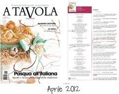 A Tavola Aprile 2012 4