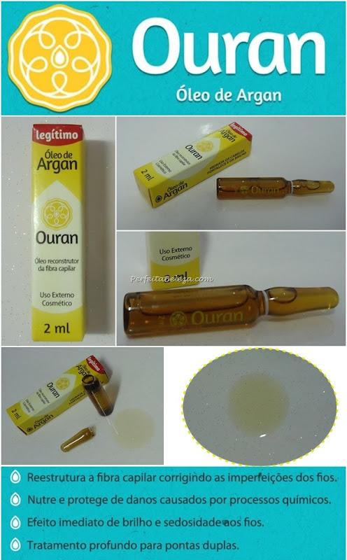 óleo de argen ouran