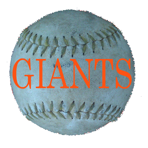 Schedule SF Giants fans Trivia LOGO-APP點子