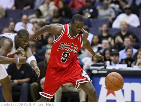 'Luol Deng' photo (c) 2009, Keith Allison - license: http://creativecommons.org/licenses/by-sa/2.0/