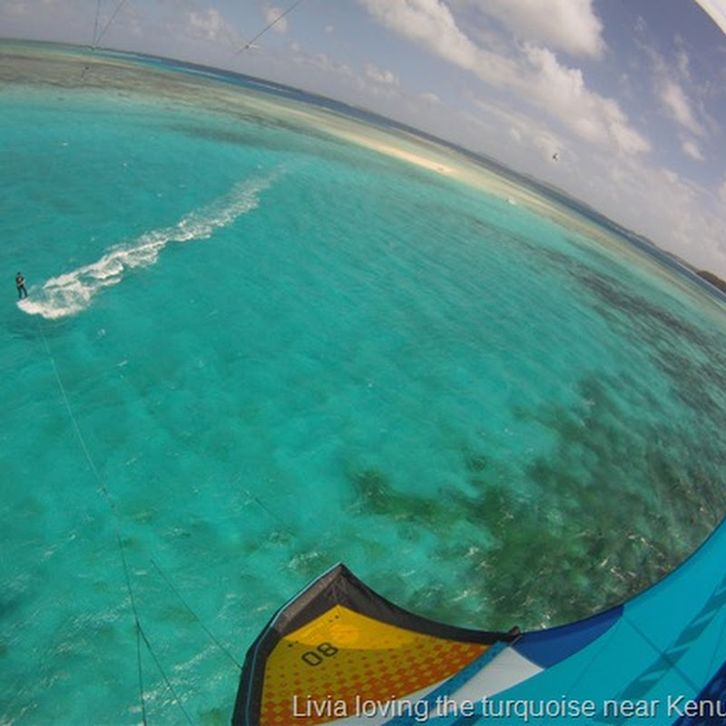 3 Dreamy Kite Spots in Vava'u (Kingdom of Tonga)