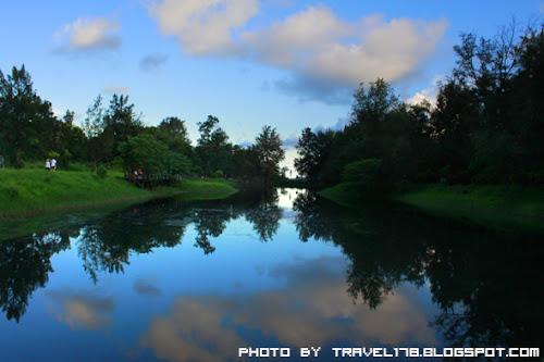 【台東夢幻景點】台東森林公園~尋幽探秘黑森林琵琶湖