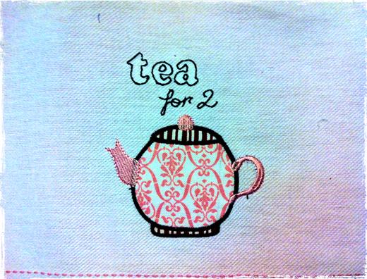 Tea Towel Tote 003