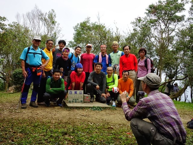 2013_0127 白賓山、真笠山、笠頂山 O走_016