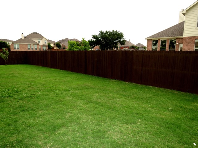 How to Build a New Fence Using Old Scraps www.stylewithcents.blogspot.com. 1