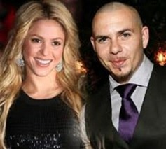 Shakira colaborará en el nuevo disco de Pitbull