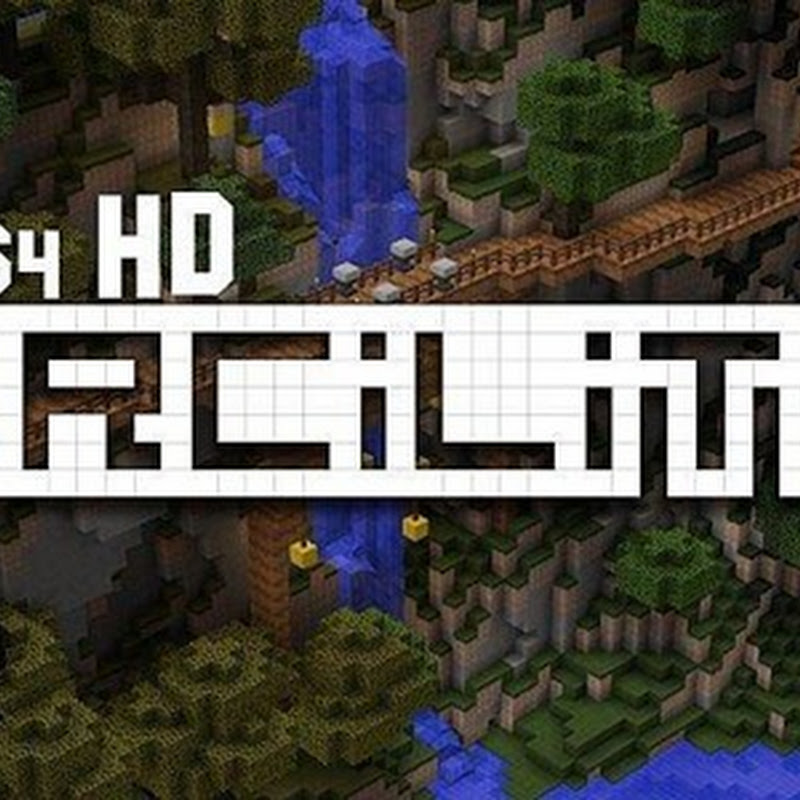 Minecraft 1.5.2 - Arcility texture pack 64x