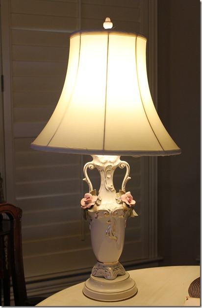 antique lamp 2