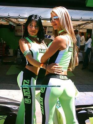 wallpaper promotoras calzas jpg chica en calza y coches chicas en ...