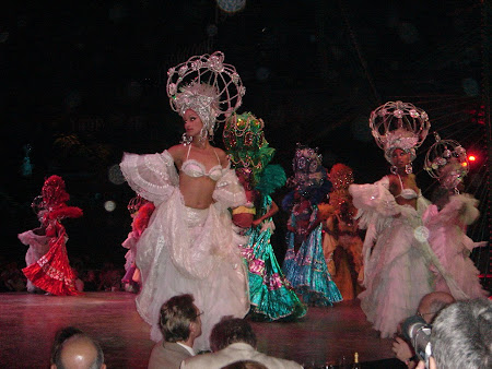 Things to do in Havana: see Tropicana show