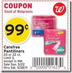 Carefree Coupon