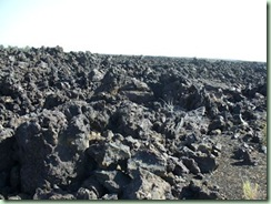 Day17Craters lava rocks