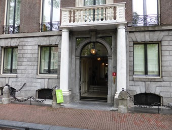 Herengracht 502 - 1 (ambstwoning burgemeester Amsterdam)