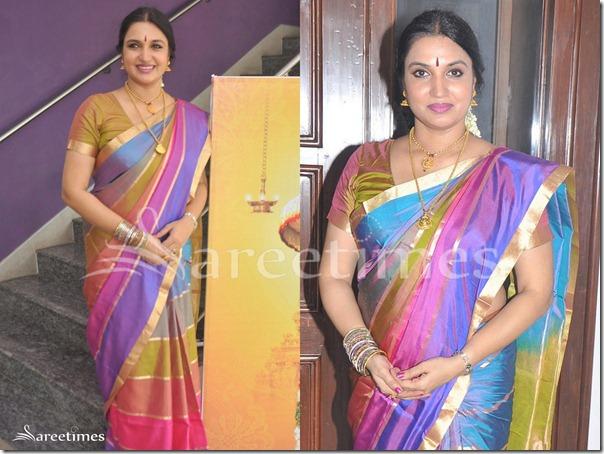 Sukanya_Multicolor_Uppada_Saree