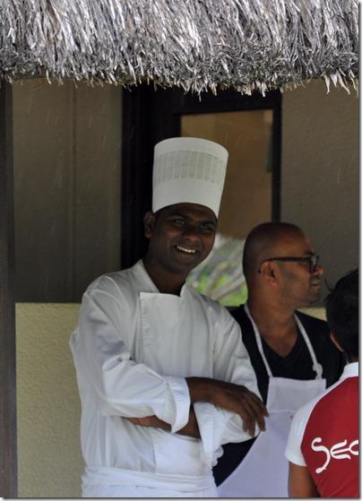 Chef Roshan Bandoo