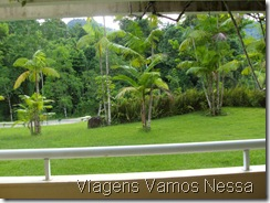 Varanda do Eco Resort Vila Gale Angra dos Reis_