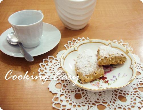 biscottini al caffè la cucina di casamia da postare